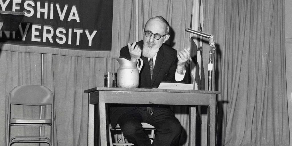 Podcast: Jacob J. Schacter on Rabbi Joseph Soloveitchik and the ...